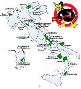 mappa-parchi-nazionali-italia